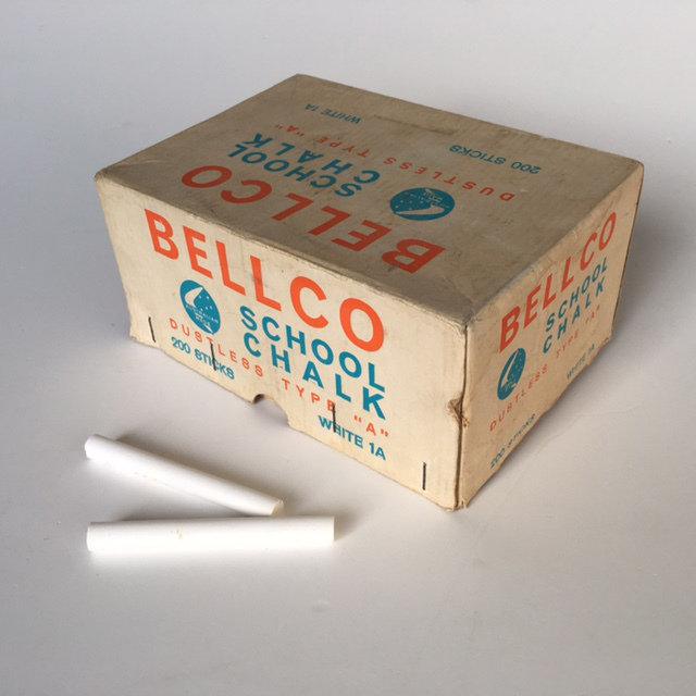 CHA1002 CHALK, Box Of Bellco $6.25