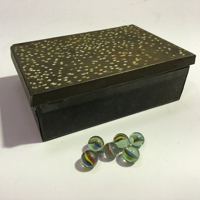 MAR0020 MARBLES (in Metal Tin) $7.50