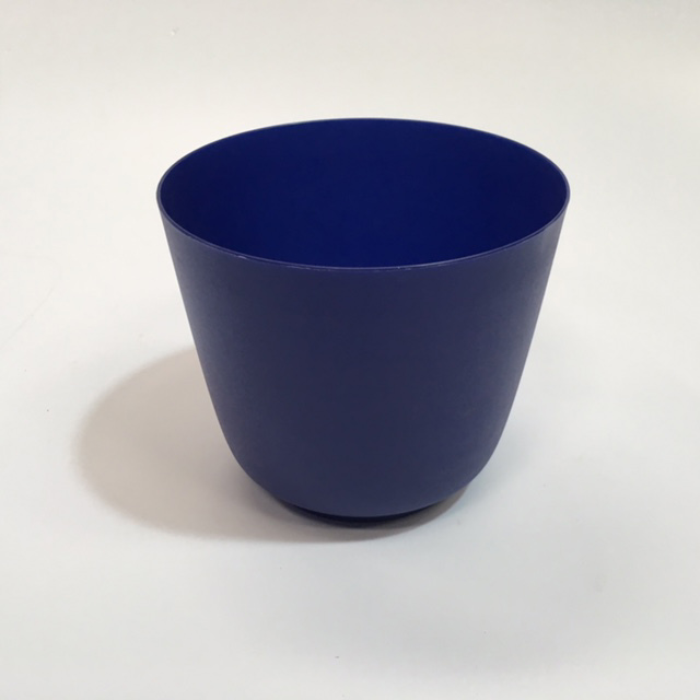 PEN0040 PENCIL CADDY, Blue Tub $2.50