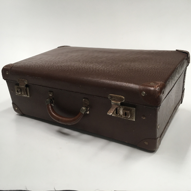 SCH0002 SCHOOL CASE, Brown Globite Large $15