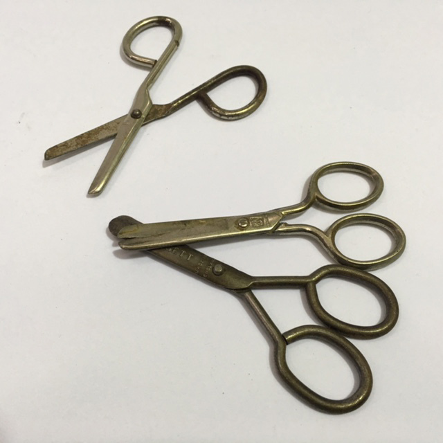 SCI0003 SCISSOR, Small Craft Scissor $2.50