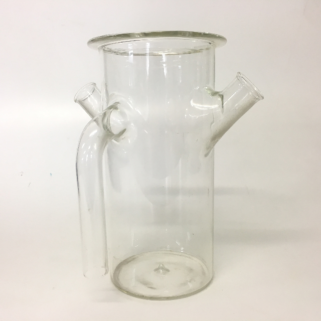 LAB0003 LAB GLASSWARE, Filtration Beaker Large $6.25