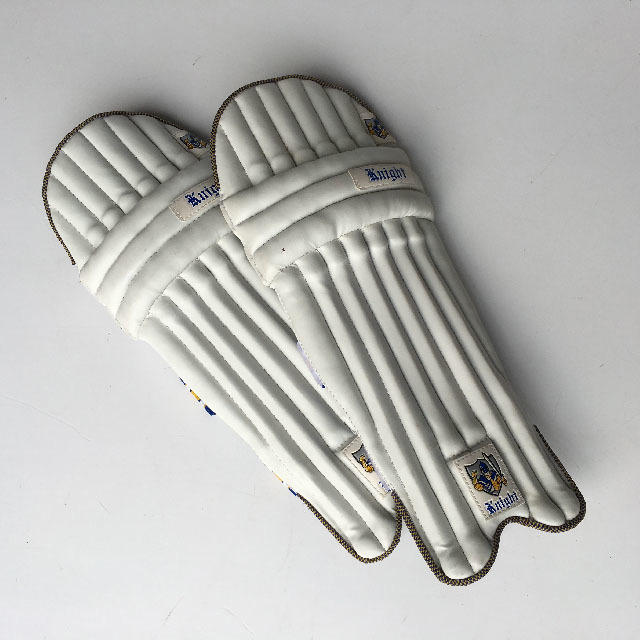 CRI0012 CRICKET, Batting Pads - Youth Leather $7.50