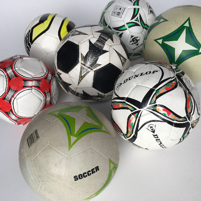 BAL0024 BALL, Soccer - Assorted Contemporary $8.75