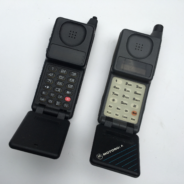 PHO0006 PHONE, Mobile 1990s Flip Assorted $18.75