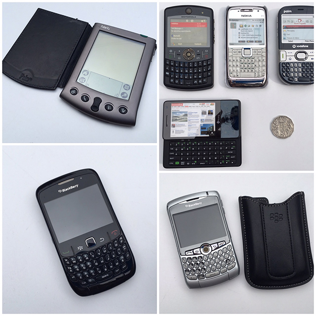 PHO0009 PHONE, Mobile Blackberrys and Palm Pilots Assorted $18.75