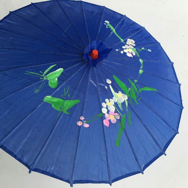 UMB0400 UMBRELLA, Asian - Dark Blue $10