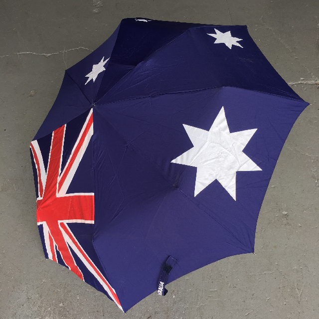 UMB0500 UMBRELLA, Australian Flag $10