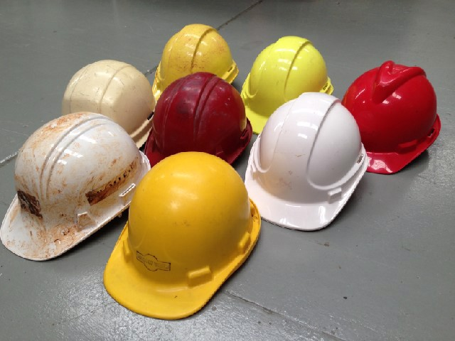HELMET, Hard Hat - Assorted $12.50