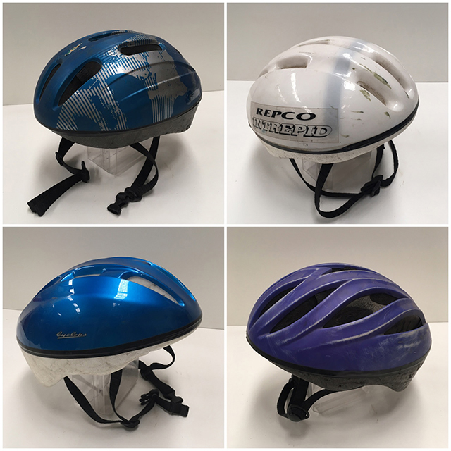 HEL0001 HELMET, Adult Bicycle - Assorted $13.75