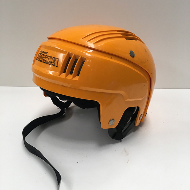 HEL0006 HELMET, Kids Bicycle - Orange Stack Hat $18.75