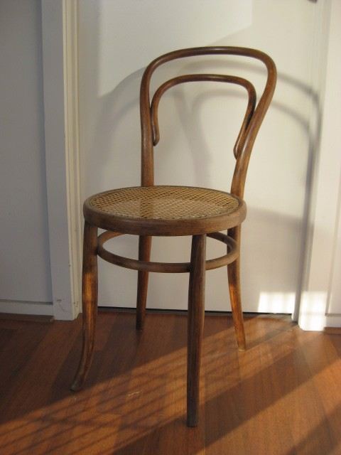 CHA0303 CHAIR, Café - Timber Bentwood STYLE 1 $25