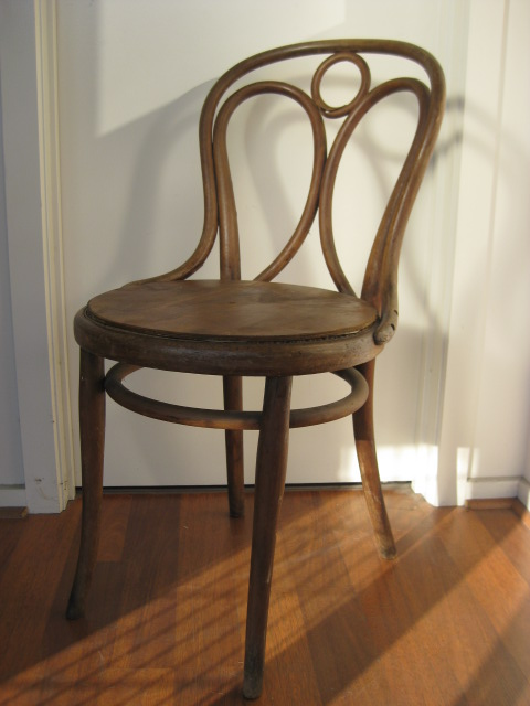 CHA0304 CHAIR, Café - Timber Bentwood STYLE 2 $25
