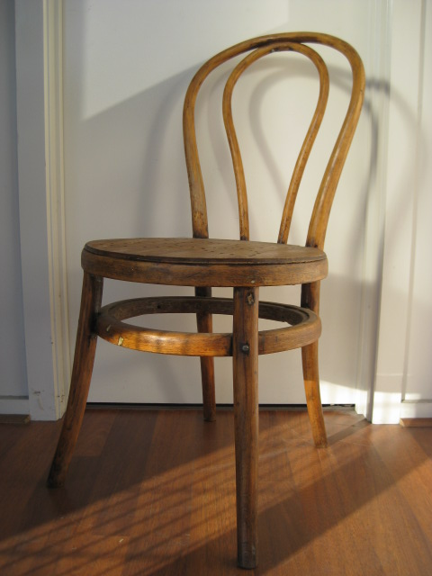 CHA0305 CHAIR, Café - Timber Bentwood STYLE 3 $25