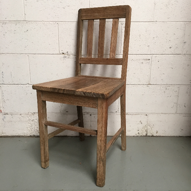 CHA0355 CHAIR, Timber - Classroom Style $18.75