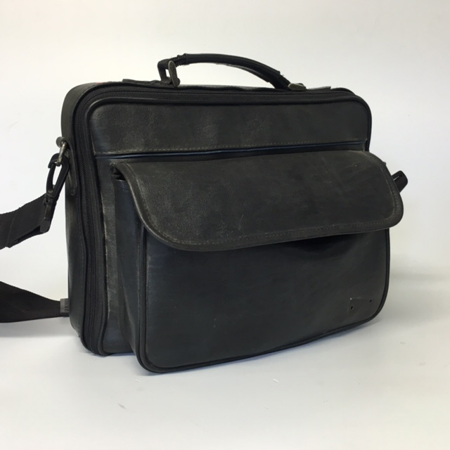 BAG0094 BAG, Laptop Case - Black w Front Pocket $10