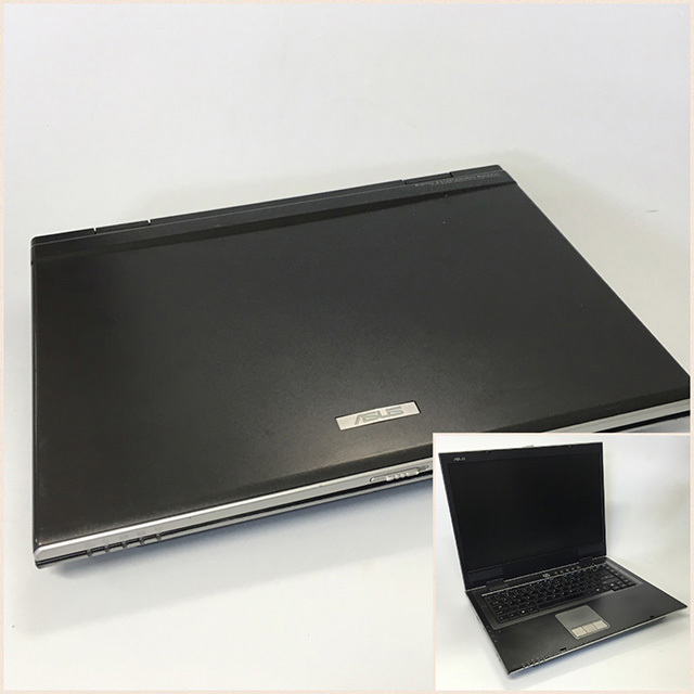 LAP0004 LAPTOP, Black ASUS $20
